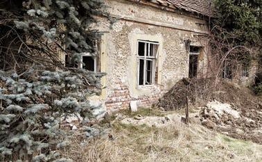 Faldefærdige huse i nabolaget er med til at give lokalområdet en dårlig image