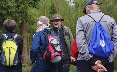 Guidede naturture kunne måske være interessant for turister