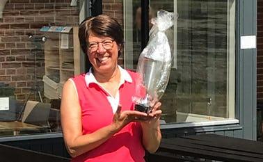 Birthe Fogstrup Grundahl blev Skovlund-Ansager mester med 42 point