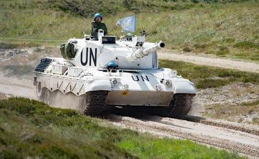 Åben Hede er en dag for hele familien hvor Hærens materiel, køretøjer og våben bliver vist frem