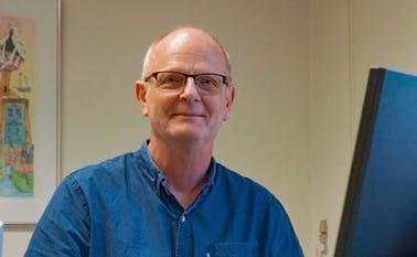 Jens Peter Faurschou tiltræder mandag den 1. oktober som læge i Ansager