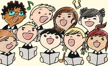 Korsang for børn i Ansager ledes af musiker og musikpædagog Cecilie S. Hansen.
