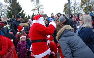 Julemanden i Skovlund
