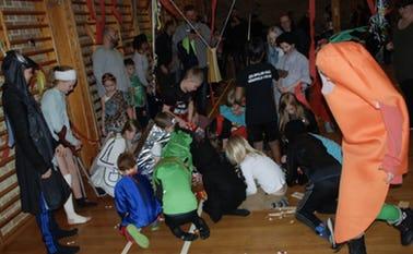 Fastelavnsfest - Skovlund
