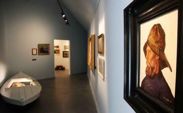 Udstilling på Nymindegab Museum