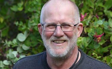 Lars Bom Nielsen, præst ved Hodde Tistrup sogn