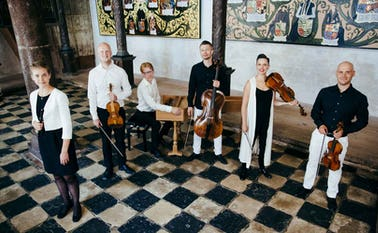 The Nordic Baroque Band kan opleves i Ansager Kirke ved årets Mariefestival lørdag den 5. september 2020 kl. 10.00. Mogens Fangel Damm, som vi kender fra Neighbours & Friends, er med til at give ensemblet lokalkolorit
