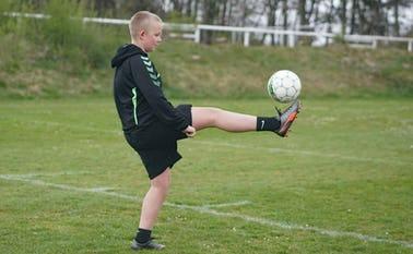 Første træning er fredag den 27/8 kl 16.00-17.30 i Skovlund.