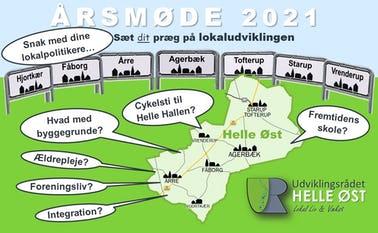 Skal vi have en cykelsti til Helle Hallen? Hvordan er fremtidens skole? Er der varme hænder i ældrepleje fremover? Kom med dine idéer og stil dine spørgsmål...