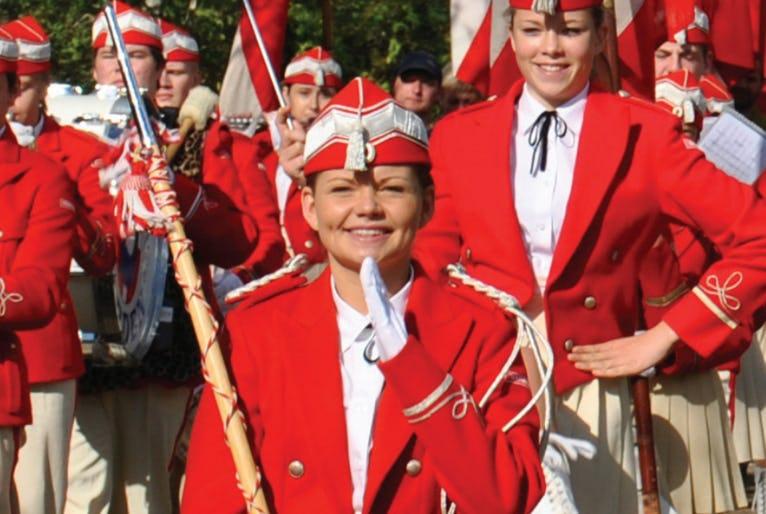 Vardegarden var med da Ansager festede over at blive årets landsby i 2017. I 2018 festede vi igen ved Stemmværkspladsens indvielse og indvielse af nyt åforløb ved Møllen