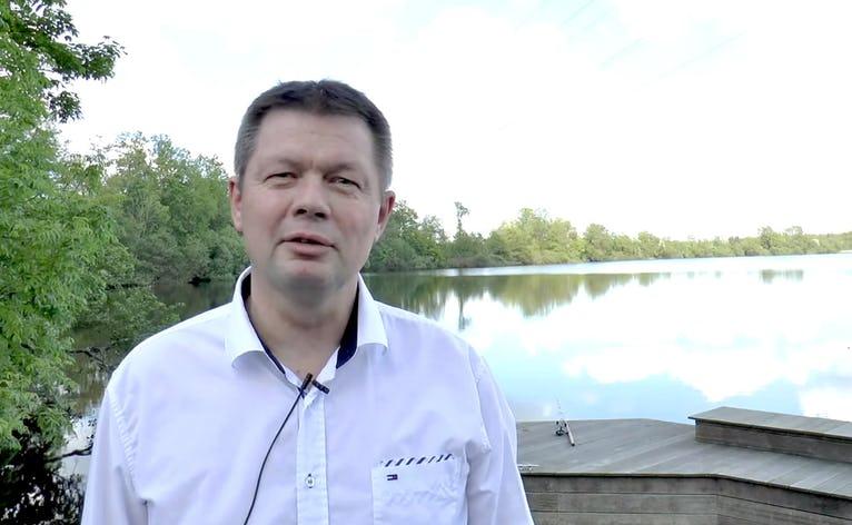 Der kommer mindre vand i Karlsgårde sø når Holme Å genoprettes