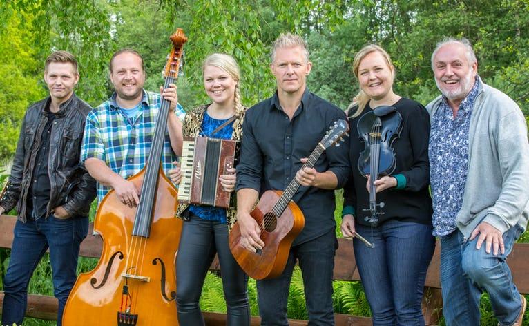 Musikgruppen som samler de musikalske tråde ved årets Mariefestival 4,5 og 6 september 2015
