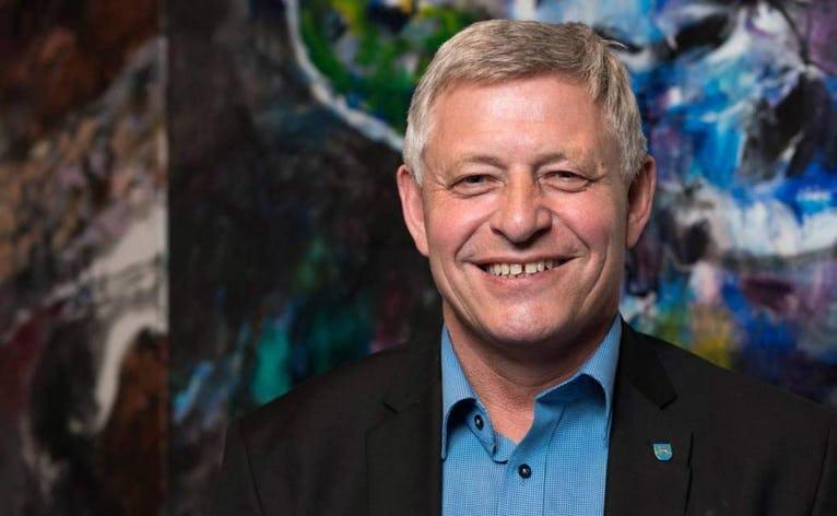 Borgmester Erik Buhl samarbejder med tre andre borgmestre om deres helt lokale landbrugspakke
