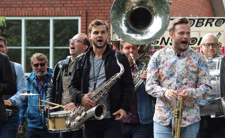 Street Parade indleder årets Mariefestival 2016