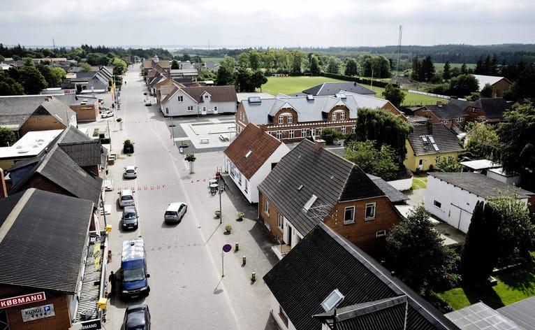Finalister til Årets Landsby får komitebesøg