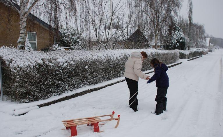 Snebillede fra 2009