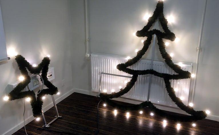 Ny julebynt blev fremvist på medlemsmødet