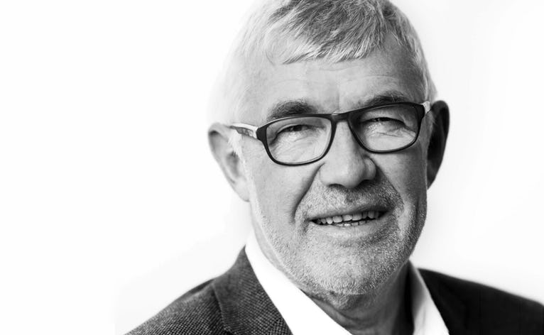 Generalsekretær i Grænseforeningen, Knud-Erik Therkelsen - holder foredrag tirsdag den 18. februar kl. 14.30 i Ansager Sognegård