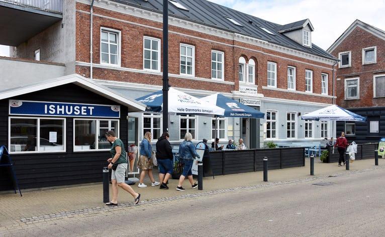 Kjærs Restaurant og Ishuset har ny forpagter