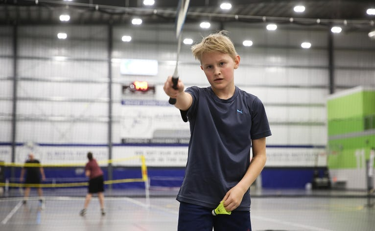 Agerbæk Badminton klar til at indtage den nye multihal