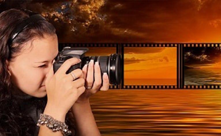 Du lærer at beskære billedet efter udtryk, budskab, medie, målgruppe.