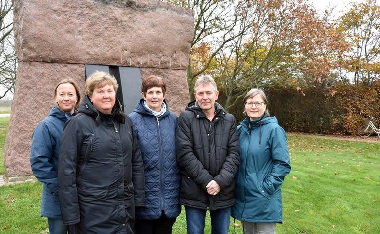 Bestyrelsen for Nr Nebel Borgerforening