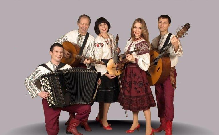 folkemusikgruppen DYVOHRAY