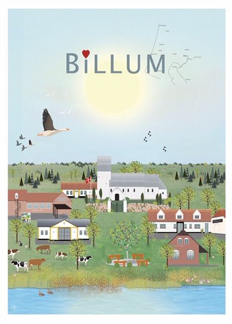 Billum Plakat