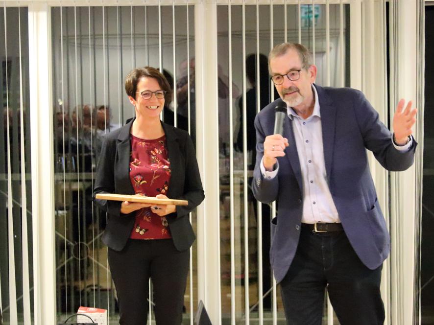 Lisbeth Linding og Bjarne Buhl
